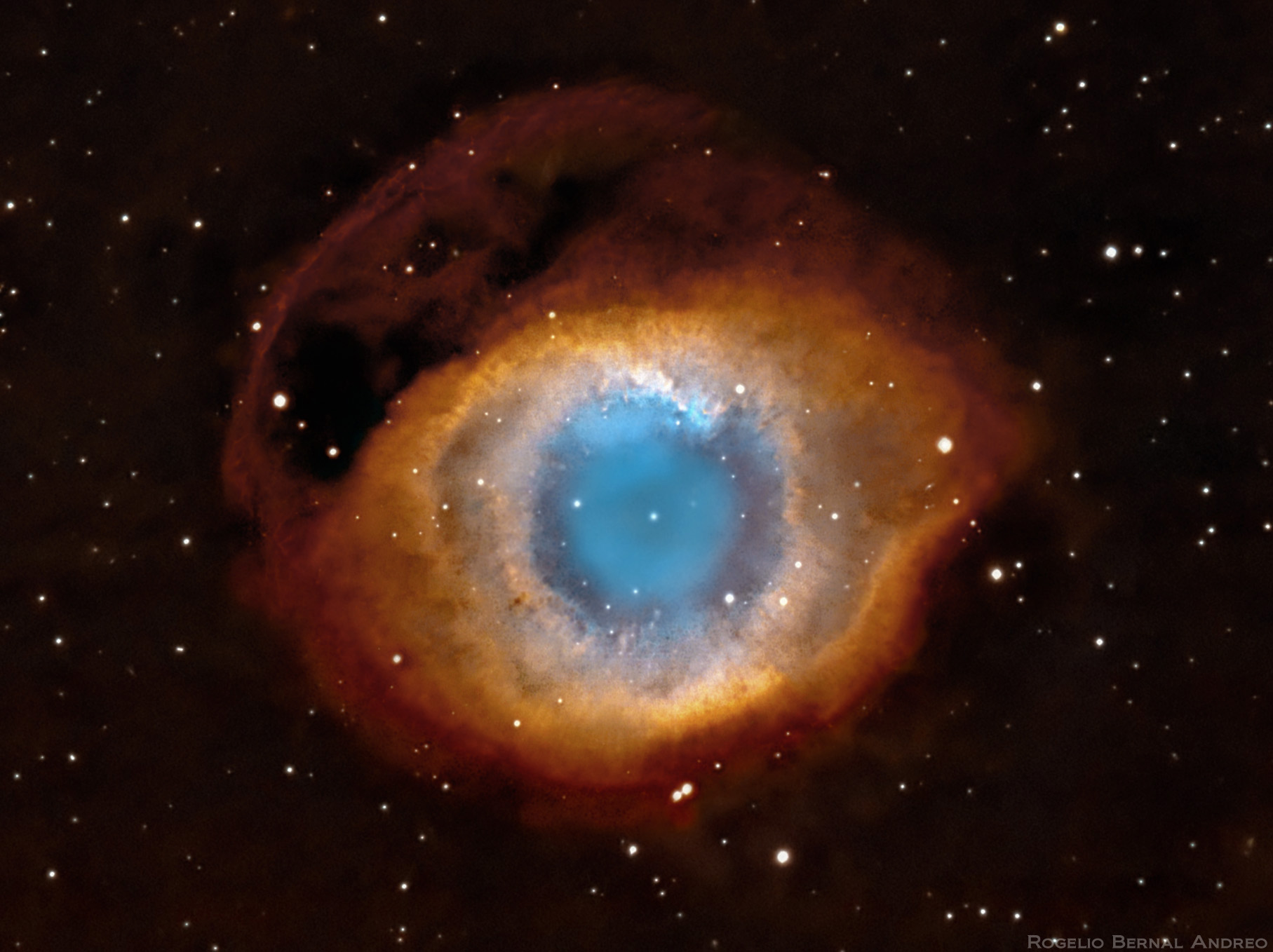 Helix Nebula | Earth Blog