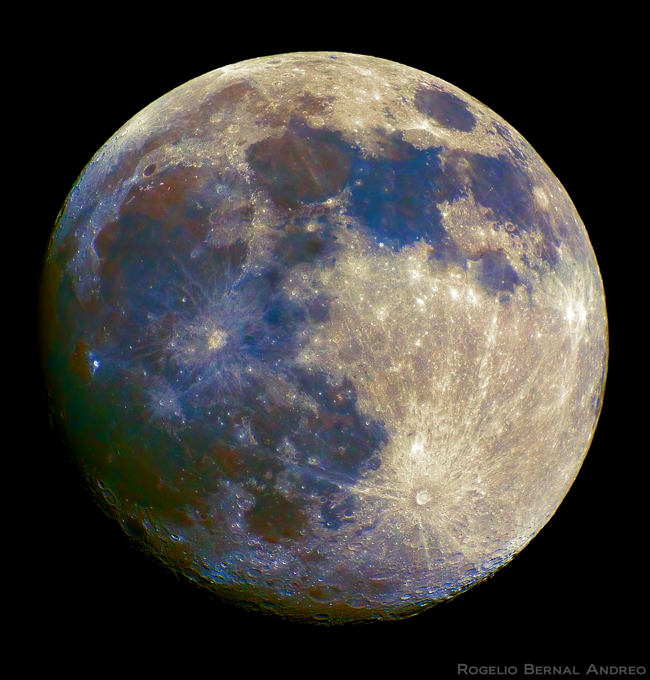 What color is the moon? : askscience