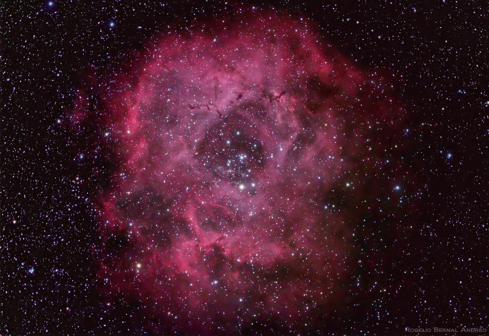 rosette nebula wallpaper - photo #25